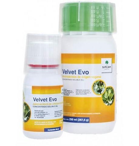 Velvet Evo - Aminoácidos de origen vegetal