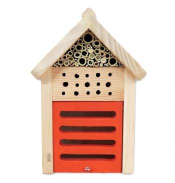 Hotel para insectos pequeño