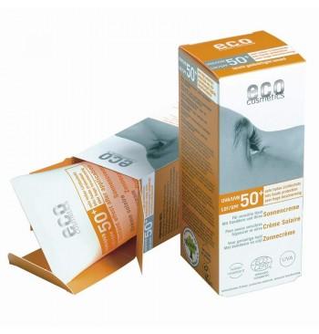 Crema solar 50 UVB/UVA Eco Cosmetics 75ml