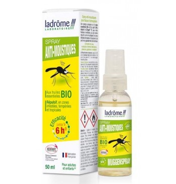 Spray Anti Mosquitos Ladrome 50ml