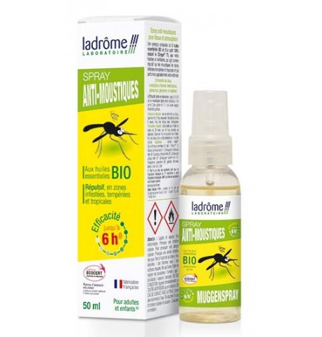 Anti mosquitos spray Ladrome 50ml