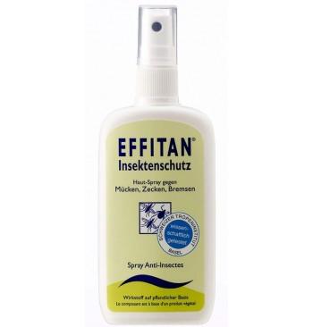 Spray anti mosquitos Effitan 100ml