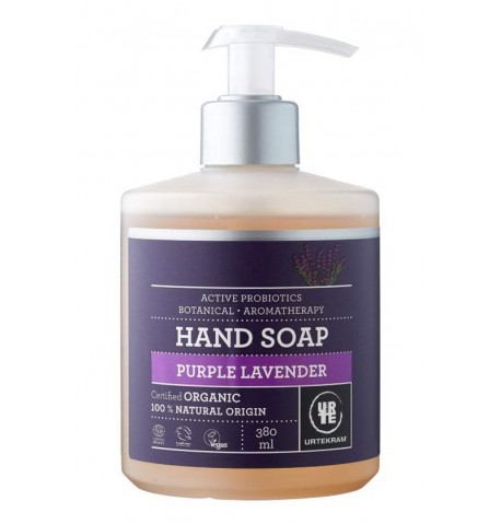 Jabón de manos Lavanda Urtekram 380ml