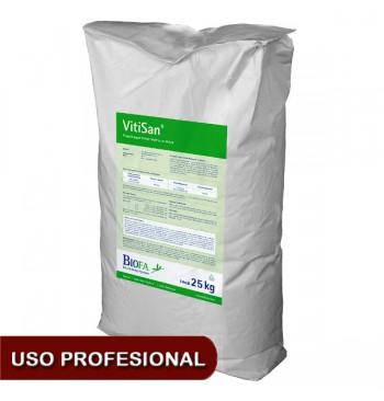 VitiSan® Fungicida ecológico contra oidio y moteado