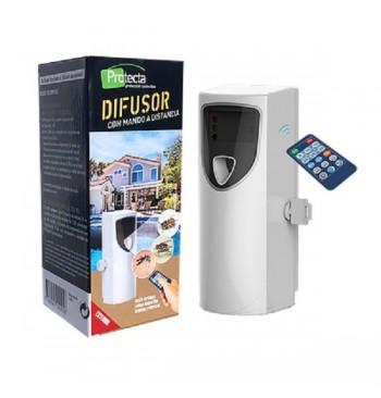 Dispensador automático para insecticida aerosol