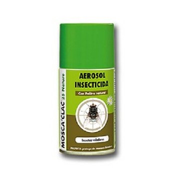 Insecticida Nature 25 aerosol para dispensador 250ml