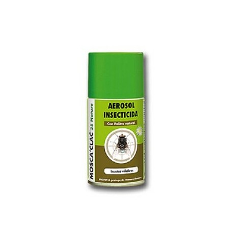 Insecticida Nature 25 aerosol para dispensador 250ml