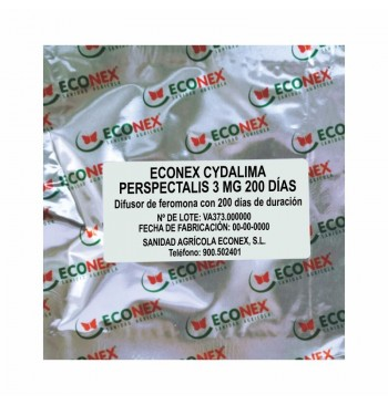Feromona para la pollilla del boj (Cydalima Perspectalis) 200 días
