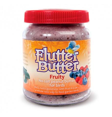 FB-F Flutter Butter tarro de manteca y frutos del bosque 330g