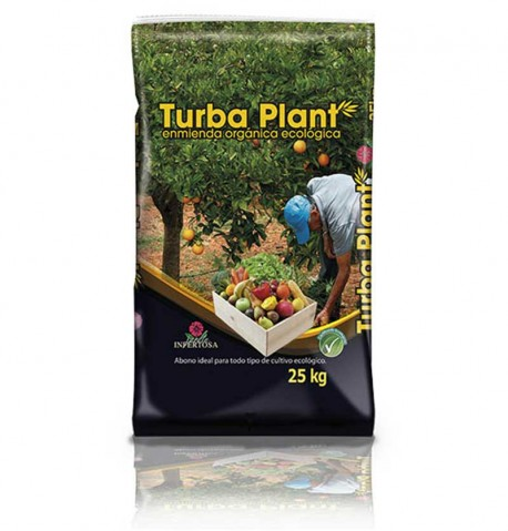 Turba Plan ecológica 25kg