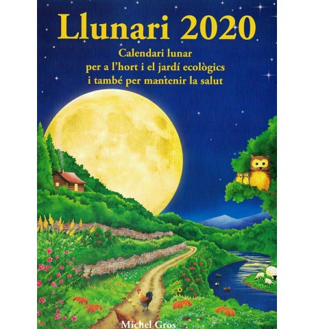 Calendari llunar Llunari 2020