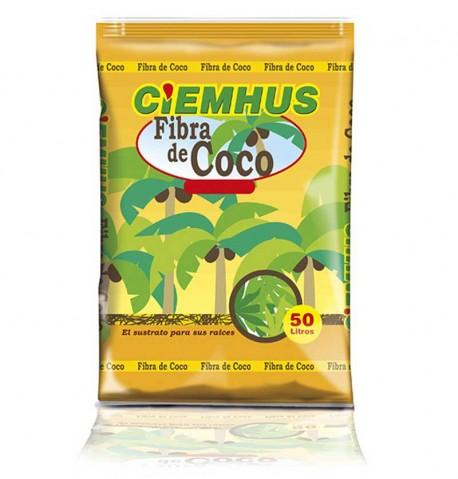 Sustrato Ciemhus Coco 50L (fibra de coco)