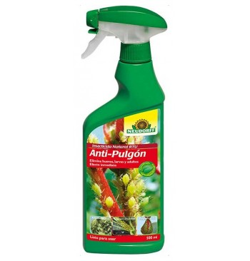 Insecticida natural anti-pulgón 500ml
