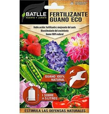 Fertilizante Guano sobre para 5 litros