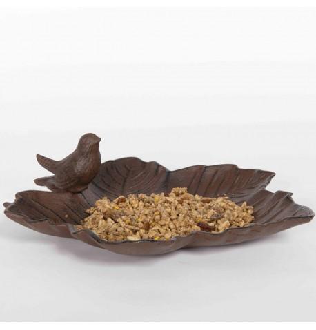 OI-BB Comedero-bebedero para aves de jardín