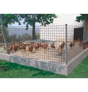 Malla avícola Avinet 36 1x200m (luz de malla 24x27)