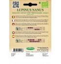 Lupino (altramuz silvestre) ecológico