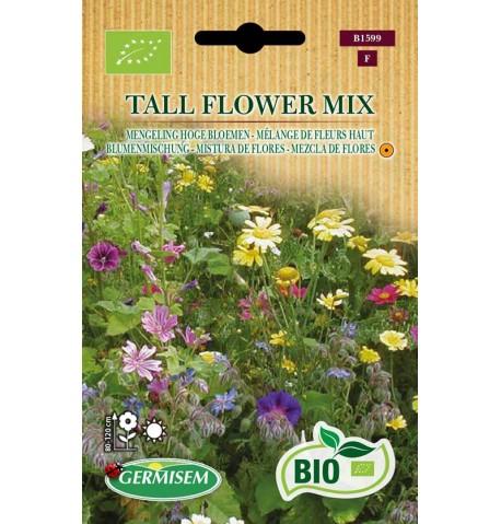 Mezcla de semillas de flores ecológicas