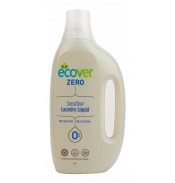 Detergente líquido Zero (sin perfume) 1,5L Ecover