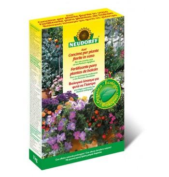 Fertilizante para plantas de Balcón 1kg Neudorff
