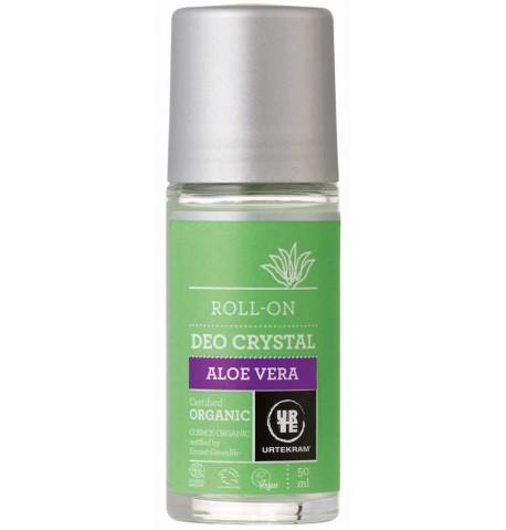 Desodorante roll-on Aloe Vera Bio 50ml Urtekram
