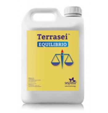 Terrasei Equilibrio. Fertilizante organomineral 20L
