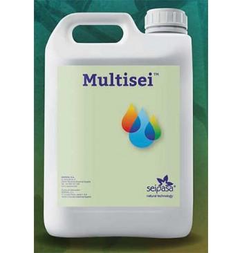 Multisei. Fertilizante orgánico líquido triple acción 20L