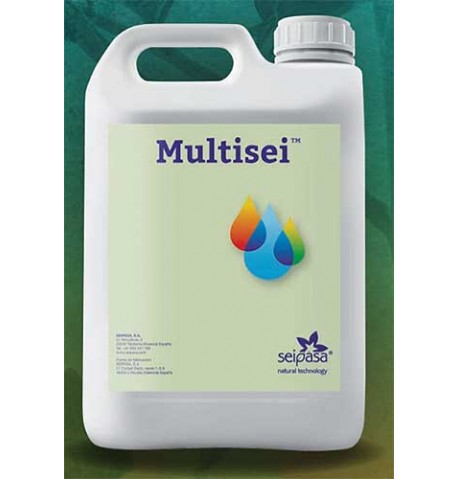Multisei™ fertilizante orgánico líquido de triple acción