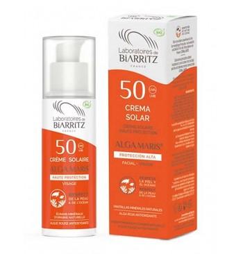 Crema Solar 50 SPF 50ml Alga Maris