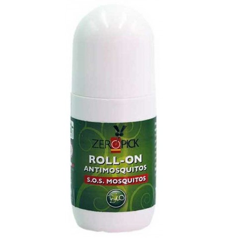 Roll-On antimosquitos zeropick 50ml