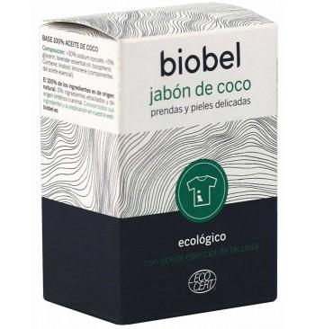 Jabón de coco Biobel 240g