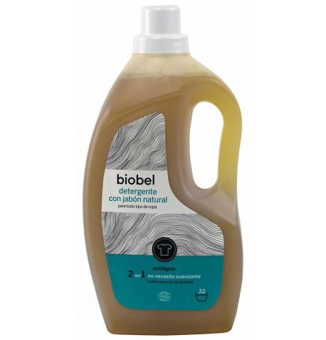 Detergente lavadoras Biobel 1,5L