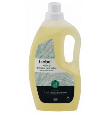 Detergente bebés y prendas delicadas Biobel 1,5L