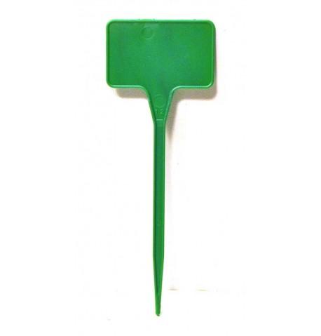 Etiqueta de plantación 15cm verde