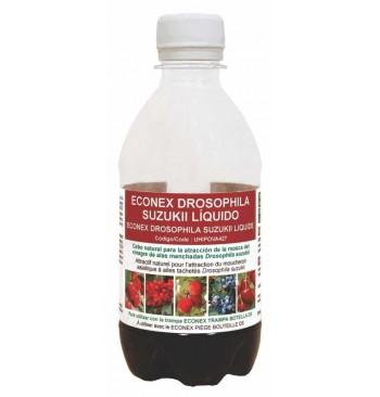 Atrayente líquido para Drosophila suzukii