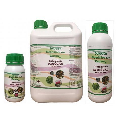 Solución potásica Castalia Bio 250ml