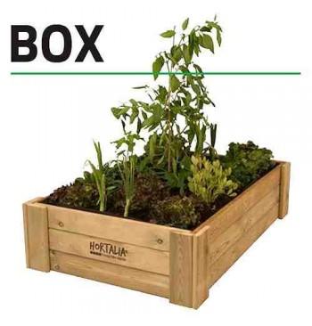 Mesas de cultivo Box Hortalia
