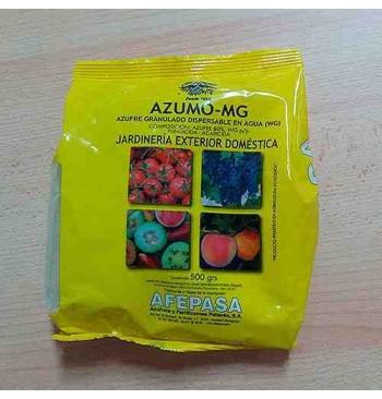Fungicida acaricida Azufre mojable Azumo 45g