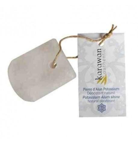 Desodorante piedra de alumbre pulida 70g