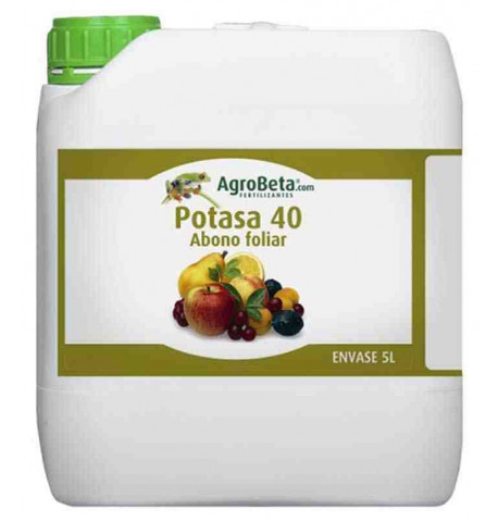 Agrobeta Potasa 40 5L