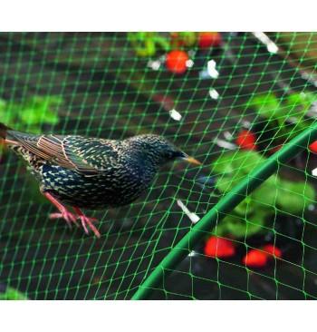 Malla de protección contra pájaros 4x12m Birdnet