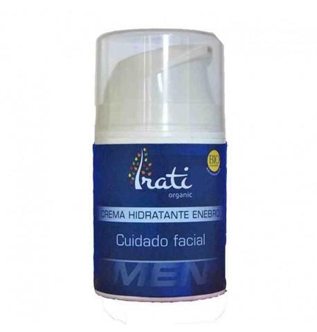 Crema hidratante Hombre Enebro Bio Josenea 50ml