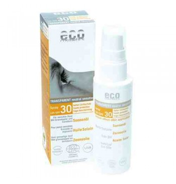Aceite solar SPF 30 spray 50ml Eco Cosmetics
