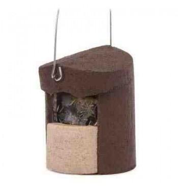 2H Caja nido para petirrojo o colirrojo