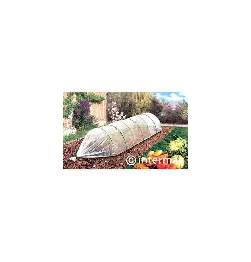 Kit climafilm tunel de cultivo 1 2x3 5m biohuerto for Kit de cultivo de interior