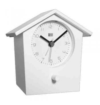 Reloj despertador con cantos de aves