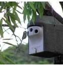 2GR Caja nido antidepredadores 3 entradas