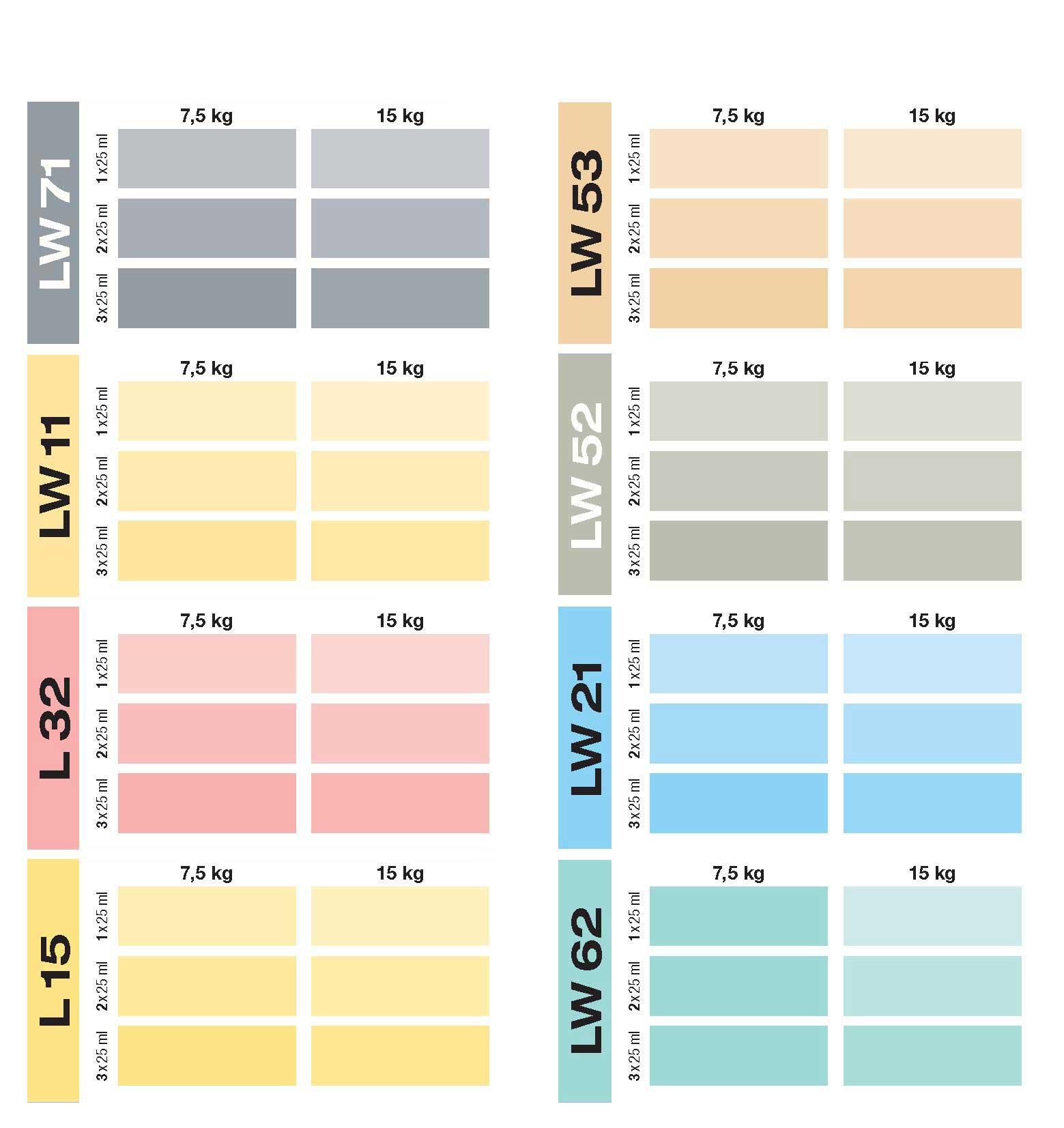 Paleta de colores pintura paredes trendy ocres y rojizos - Paleta de colores para pintar paredes ...